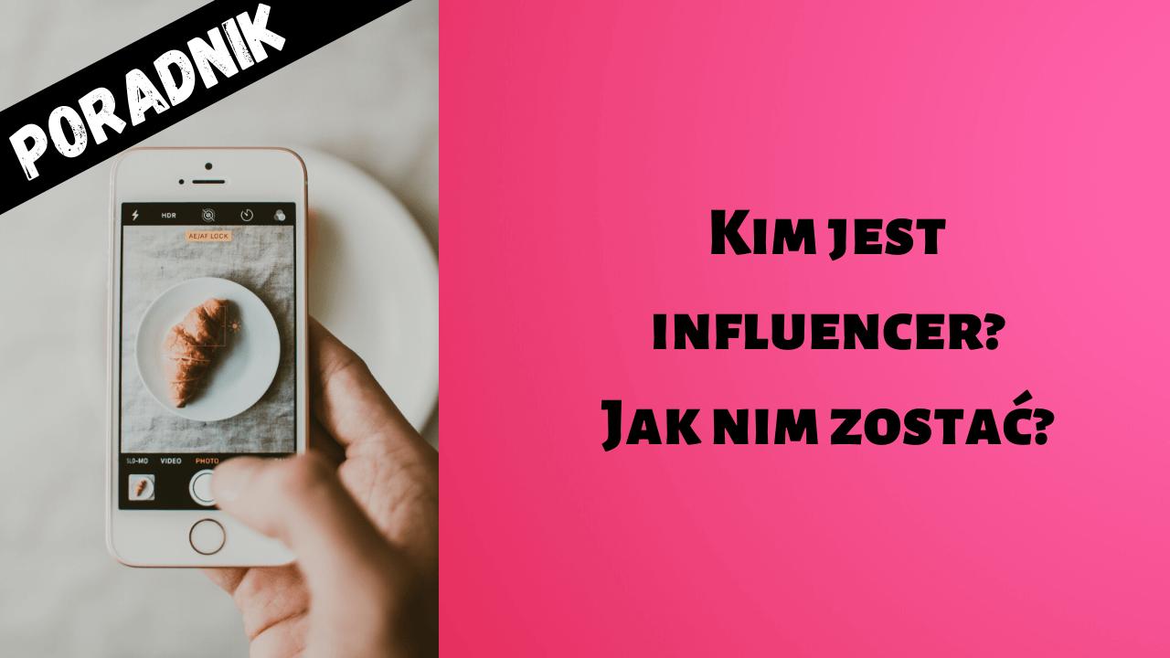 kim jest influencer